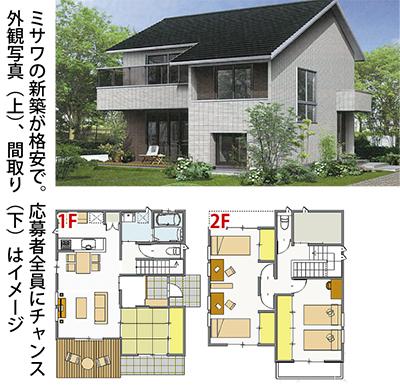 『1,089万円(税別)』で33坪の新築が建つ!?