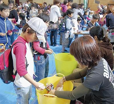 児童500人がイベント満喫