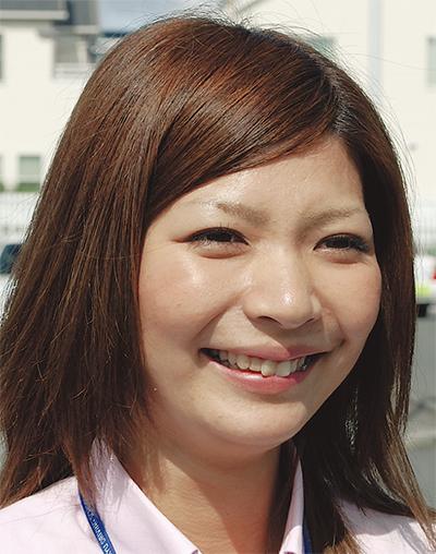 鎌野 千加さん