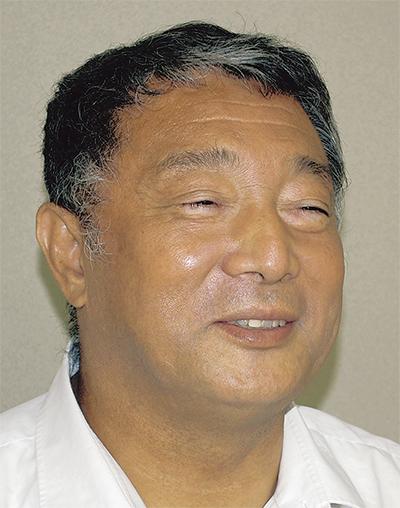 松本 登さん