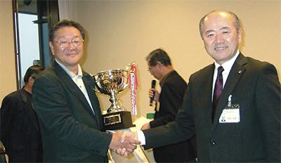 優勝は村松正喜さん