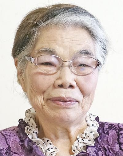 志波 惠子(しば よしこ)さん