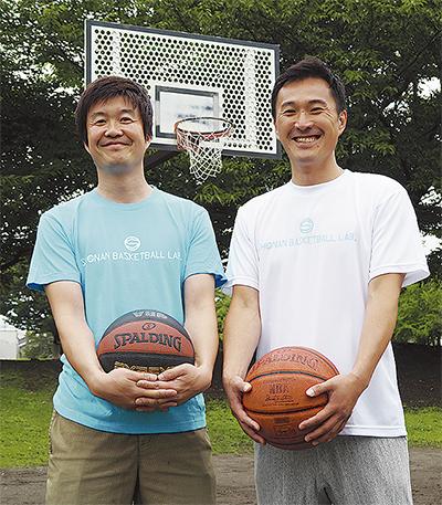 バスケで地域活性化