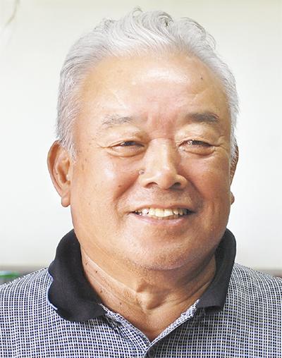 菊地 良夫さん