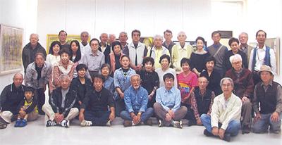 寒川町文化祭美術展