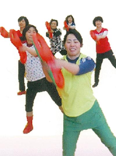 3B体操 湘北のつどい