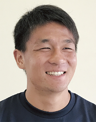 杉岡 大暉さん