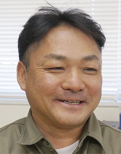松井 忠さん