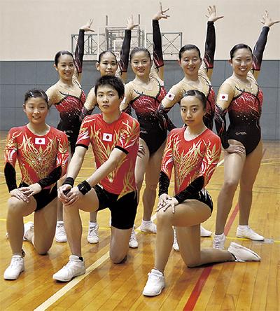 寒川2選手が世界大会へ