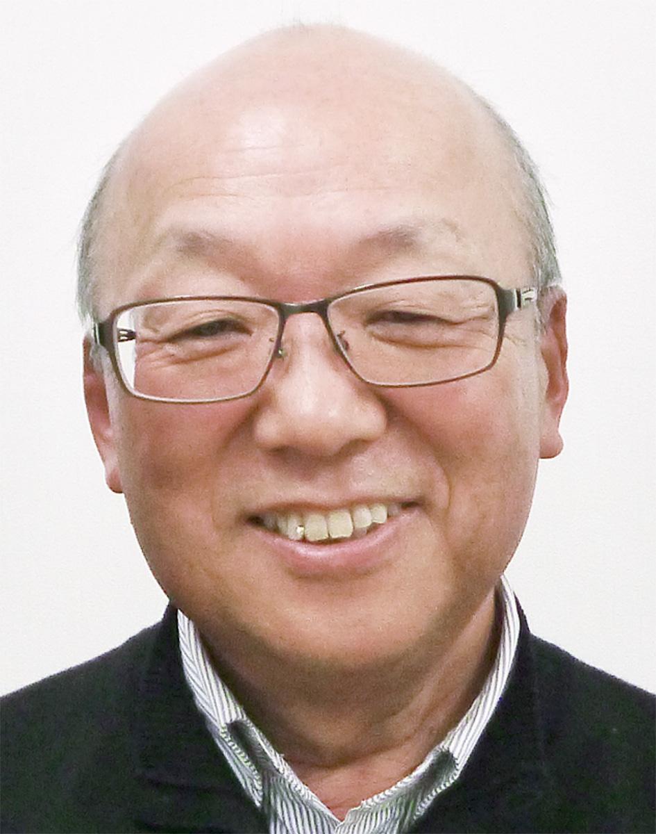 金子 登喜男さん
