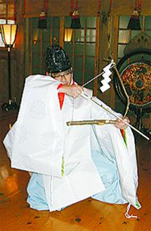 2月3日 節分祭