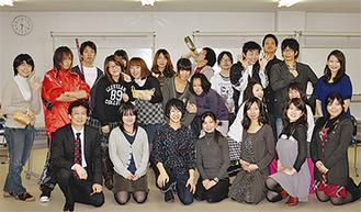 プロジェクトのメンバー