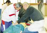 赤十字救急法基礎講習会