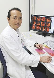 壁島康郎 外科診療部長