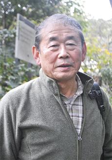 湘南の森の佐藤会長