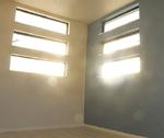 あたたかな光が差し込む2階の子ども部屋