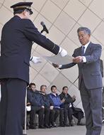 菅家さんら38人を表彰