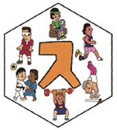 障害者支援のロゴデザイン