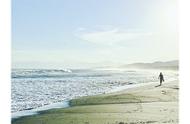 インスタで投稿「平塚の海」
