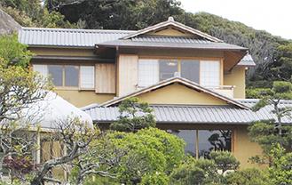 再建された旧吉田茂邸