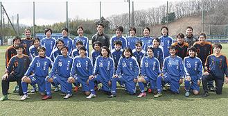 神奈川大学女子サッカー部