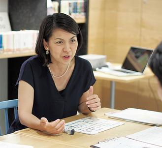 ららぽーと湘南平塚 SHONAN TREE HOUSEでの講座の様子