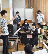 ジャズ奏法プロに学ぶ