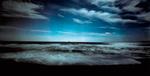 平塚の海を映した作品