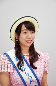 夢は「伝える仕事」と笑顔で前を向いた瀬尾さん
