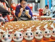 ネズミ年は日本の活躍に「チュウ目」