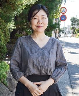 「平塚の景色が好き」と話す江藤さん