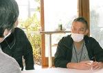 平塚カフェに参加する内門院長