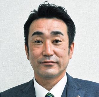 新会長の宝蔵寺氏