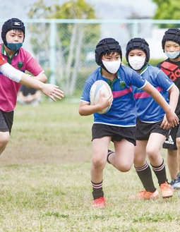 マスク着用など予防対策を徹底する