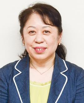 神奈川県立平塚看護大学校校長 吉岡幸さん(58)