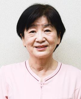 医療法人社団水野会 平塚十全病院看護部長 林和代さん(68)