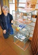 「稲村ジェーン」の資料展示