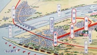 寒川駅から四之宮(四宮)へ伸びている線路は「砂利支線」とも言われた