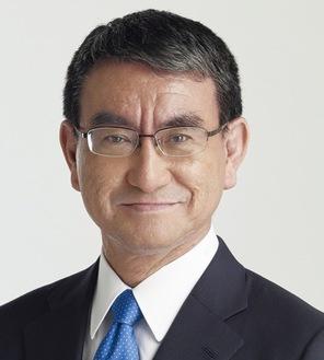 河野太郎氏