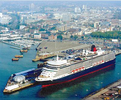 写真で見る世界の客船