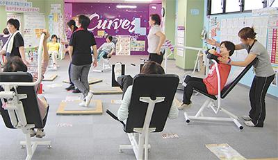 体力測定・体操など健康イベント開催