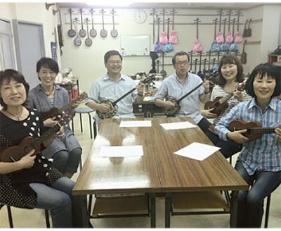 中高年のための沖縄三線教室