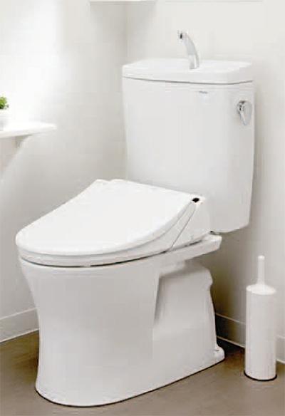 「TOTO最新型超節水トイレ」が特価