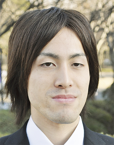 下田奈祐(だいすけ)さん