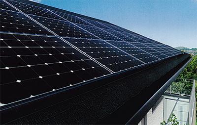 太陽光発電の費用を軽減
