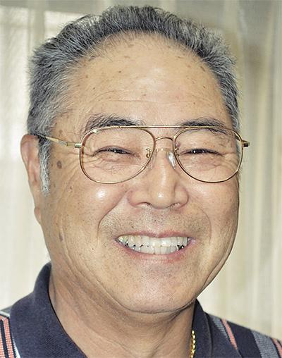 鈴木末吉(すえきち)さん
