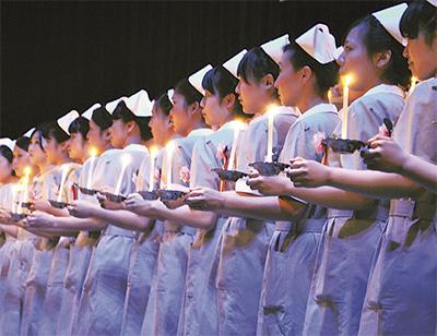 看護に臨む決意の宣誓