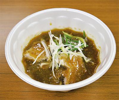 """カオリ麺に""""ニュー""""ドル"""