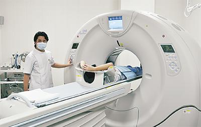 320列CTを導入