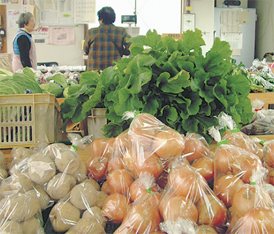 地場産野菜感謝セール